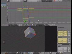 Tutorial Blender 3D 2.5 - Corso di base - 64: la nostra prima animazione Object Mode. Curve IPO. - #Animazioni #Blender #CorsoBlender #Interpolazione #Ipo #Keyframes #LezioniBlender #ObjectMode #Redbaron85 #Videotutorial http://wp.me/p7r4xK-dq