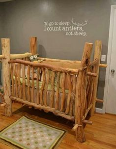 This will totally be Jordan's son's nursery :)