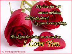 Romantic Love Messages Wordings and Messages