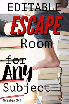 So You Want to Build a Classroom Escape Room Lesson Escape Room Diy, Escape Room For Kids, Escape Room Puzzles, Breakout Edu, Breakout Boxes, Escape The Classroom, Escape Room Challenge, Middle School Classroom, Upper Elementary