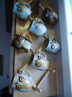 owls for coffee