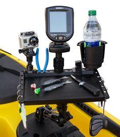 Scotty bait board ultimate kayak fishing accessories