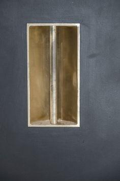 DOOR PULL  Le Corbusier | Carpenter Center for the Visual Arts | Cambridge 1962