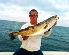 CCA member Mark G. submitted this photo of his 6lb speckled trout from his fishing trip yesterday out of Galveston Bay, Texas. Very nice catch and thanks for sharing!!