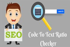 Code to text ratio checker is a simple tool that identifies the percentage between the code and the text, it also helps to increase Seo rankings. Just enter the URL of the webpage to scan and check code to text ration score. Coding Websites, Free Seo Tools, Coding Languages, Seo Ranking, Website Maintenance, Seo Strategy, Search Engine Marketing, Web Design Services