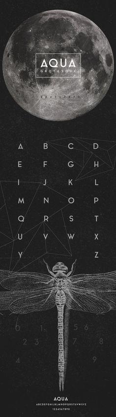 Poster tipografia.