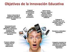 Objetivos de la Innovación Educativa | #Infografía http://wp.me/pIN2f-1eI vía @gesvin #Educación