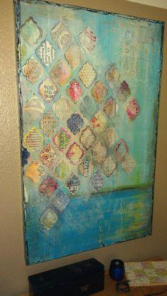 Love! . . . Inspired by the artist Jill Ricci