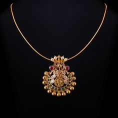 Gold jewelry Sets Jewellery - Rose Gold jewelry For Men - - Gold jewelry Indian Traditional - Jewelry Design Earrings, Gold Earrings Designs, Gold Jewellery Design, Necklace Designs, Indian Gold Jewellery, Pendant Jewelry, Gold Designs, Ruby Jewelry, Pendant Set