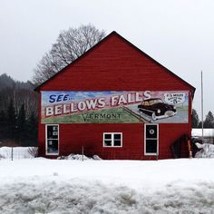 Bellows Falls, VT in Vermont