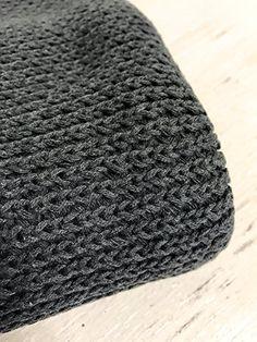 Amazon.com: Viverano Pure Organic Cotton Knit Infinity Scarf, Soft, Eco-Friendly, Non-Toxic (Charcoal / Grey): Clothing