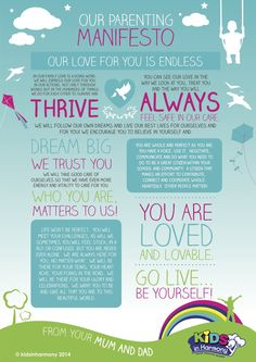 For our beautiful boy! This beautiful manifesto helps us to cultivate harmony in the home and nurture deep, loving connections to help celebrate the good times and stay strong in the rough patches. Look At You, Love You, How To Be A Happy Person, Love Connection, Positive Psychology, Best Relationship, Family Love, Love Words, Big Picture