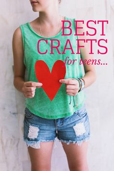17 brilliant crafts for teens!
