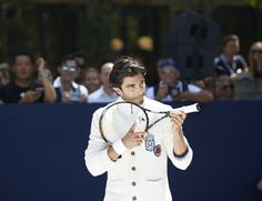 The launch of Rafael Nadal as the face of Tommy Hilfiger Bold; exclusive to The Fragrance Shop.