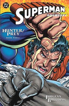 Superman / Doomsday: Hunter / Prey # 3 DC Comics