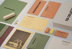 Massproductions — Graphic identity by BrittonBritton