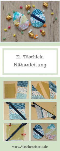Patchwork Täschlein nähen