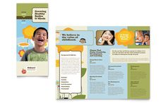 Foundation Brochure Samples Education & Training Brochures