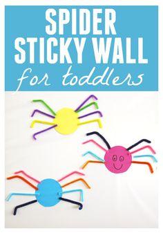 Spider Sticky Wall f