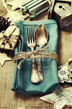 Table Setting - Silverware