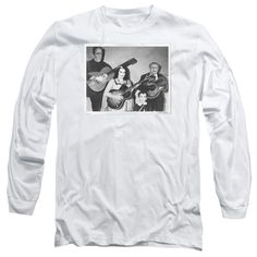 Munsters: Play It Again Long Sleeve T-Shirt