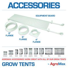 Large Agromax Grow Tent  sc 1 st  Pinterest & Cannabis Grow Guide Air Temperature and Humidity | Cannabis ...