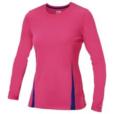 Wiggle | Saucony Ladies Faster Long Sleeve Top - AW13 | Long Sleeve Running Tops