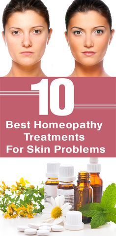 10 Best Homeopathy Treatments For Skin Problems