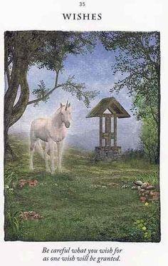 """Wishes"" – Unicorn Card – Diana Cooper Pegasus, Majestic Unicorn, Angel Guide, Oracle Tarot, Doreen Virtue, Divine Light, Angels Among Us, Unicorn Art, Angel Cards"