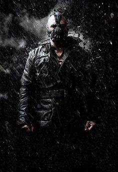 The Dark Knight Rises  Bane  Tom Hardy