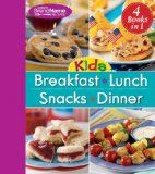 4 in 1 Recipe Book for Kids: Breakfast, Lunch, Snacks, and Dinner