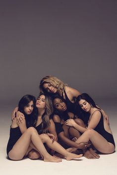 Fifth Harmony Billboard Outtakes 2016