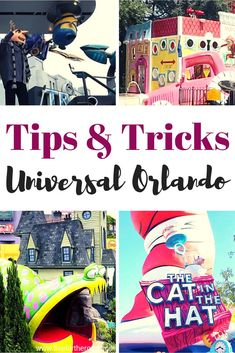 Tips for visiting Universal Orlando. Universal Orlando planning tips with kids. #UniversalOrlando #OrlandoFlorida
