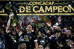 ¡Campenes Concacaf 2014!