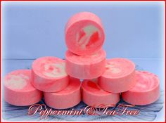 Peppermint & Tea Tree Shea Butter Soap