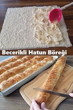 Bread Recipes, Cooking Recipes, Healthy Recipes, Pizza Pastry, Mini Cheesecakes, Pie Dessert, Turkish Recipes, Tart, Bakery