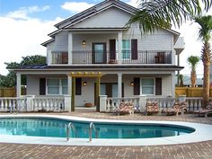 Crystal Beach Vacation Rental