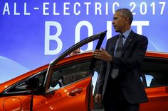 Crazy Eddie's Motie News: President Obama visits NAIAS and talks about Flint...