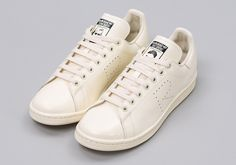 Raf Simons x adidas Originals Stan Smith RS Cream