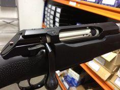 Rifle Voere LBW culata soft touch. #caza #montería