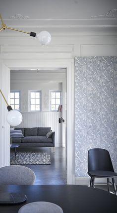 Designers Guild Delahaye wallpaper Disponible en @latorredecora