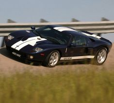 Tuned Ford GT! Possibly the best sound on the planet. Hit the image to watch it yourself. #Video #CarPorn