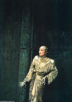 1979 - Thierry Mugler Metropolis dress photo by Mugler