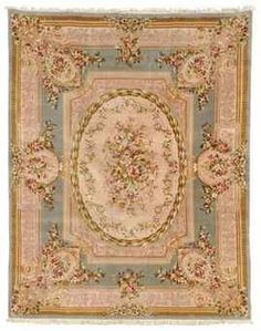 A SAVONNERIE STYLE CARPET, Diy Home Interior, Aubusson Rugs, Mini Cross Stitch, Needlepoint Pillows, Victorian Dolls, Fabric Rug, Victorian Furniture, Shabby Chic Bedrooms, Magic Carpet