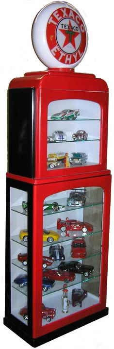 Versa Pump Bunk Beds For Sale, Home Craft Decor, Hot Wheels Display, Fire Pit Bbq, Hobby Town, Old Gas Pumps, Car Furniture, Deco Retro, Old Gas Stations