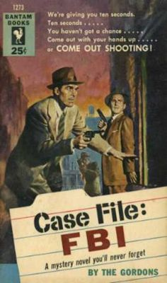 Bantam - Case File: Fbi : The Gordons