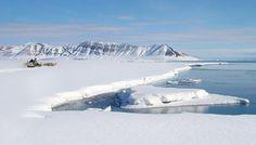 Гренландия кромки льда