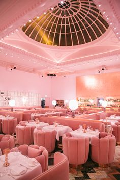 THE PINK ROOM AT THE Sketch LONDON - The Londoner