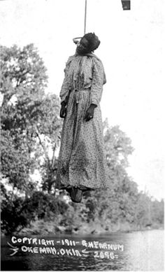 """Lynching - """"And you thought they only lynched men"""". Think again...children also"""