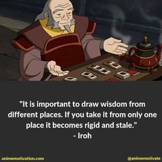 Iroh Avatar quotes Anime characters are some of the best teachers, even if they're only fictional characters. Here are 38 pieces of advice you can learn to improve your life! Avatar The Last Airbender Funny, The Last Avatar, Avatar Funny, Avatar Airbender, Iroh Quotes, Avatar Quotes, Iroh Avatar, Best Life Advice, Best Quotes